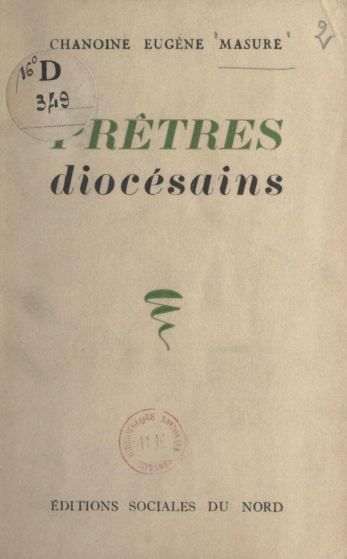 Prêtres diocésains