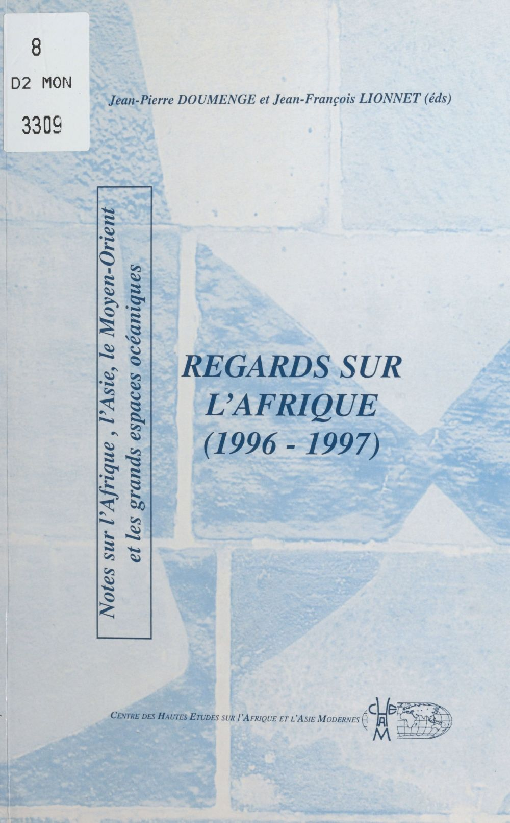 Regards sur l'afrique (1996-1997)
