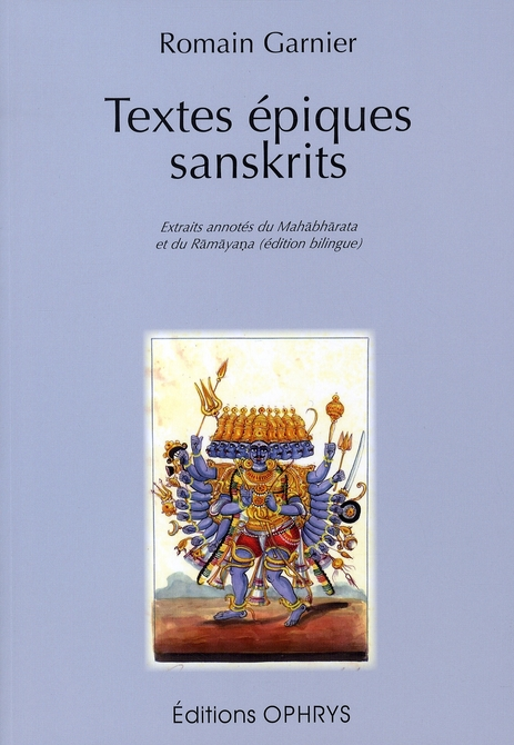 Textes epiques sanskrits