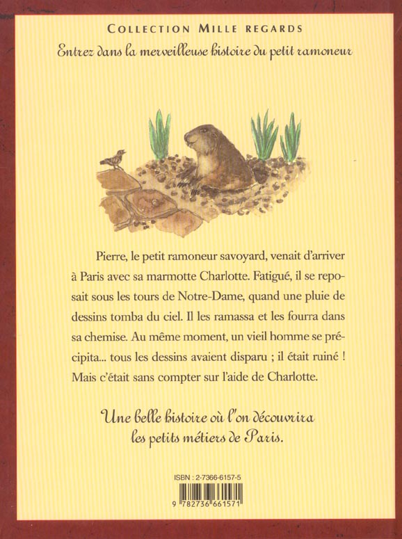 La marmotte de notre-dame