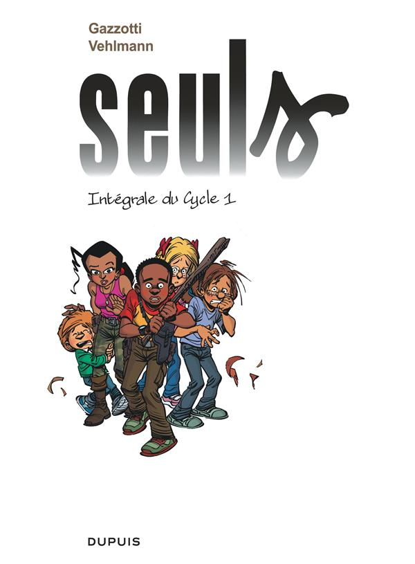 Seuls ; Cycle 1 ; Integrale T.1 ; T.1 A T.5