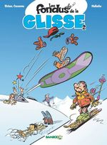 Vente Livre Numérique : Les fondus de la glisse  - Hervé Richez - Christophe Cazenove
