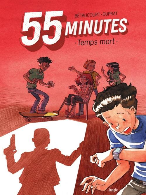 55 minutes ; temps mort