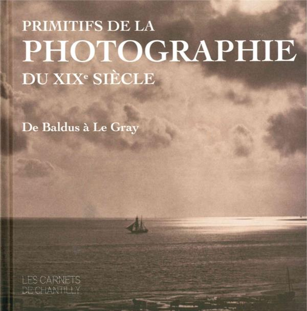 Primitifs de la photographie du XIXe siècle ; de Baldus à KLe Gray