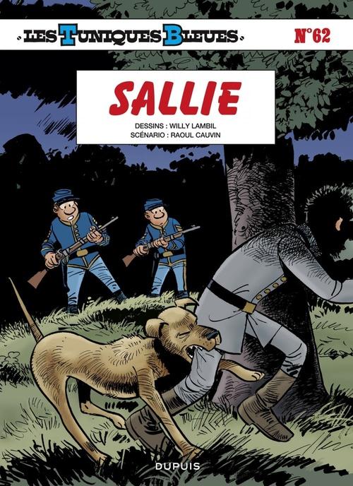 Les Tuniques Bleues T.62 ; Sallie
