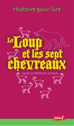Vente Livre Numérique : Le Loup et les sept chevreaux  - Charles Perrault
