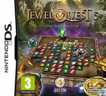 jewel quest 5 : L'étoile éternelle