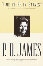 Vente Livre Numérique : Time to Be in Earnest  - P. D. James