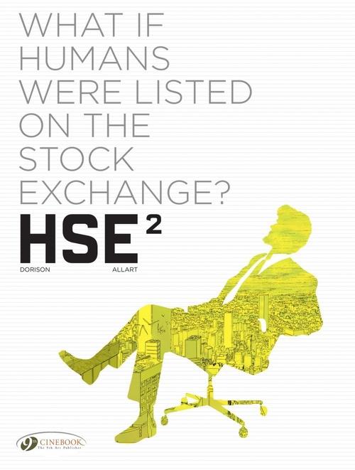 Vente EBooks : HSE : human stock exchange T.2  - Xavier Dorison