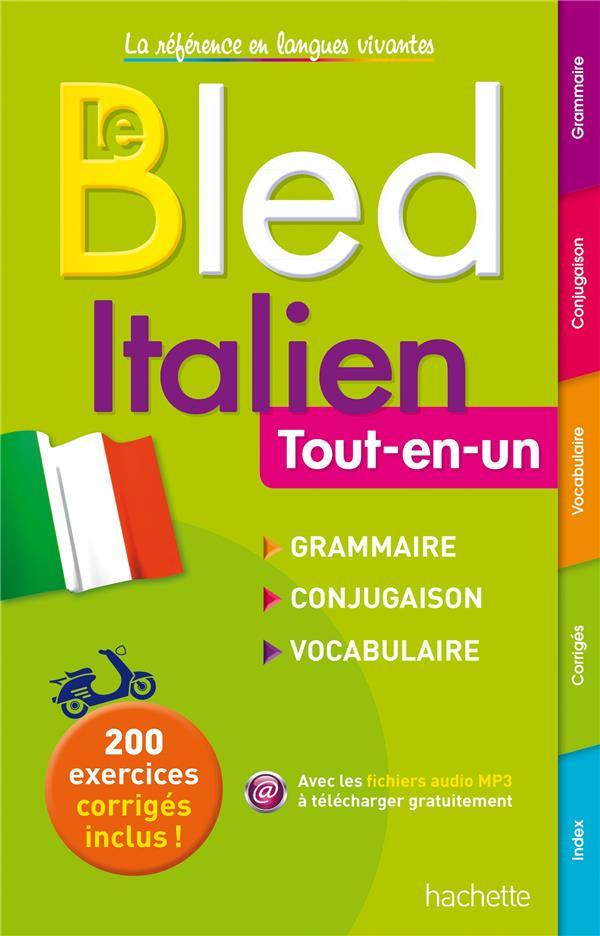 BLED ; tout-en-un ; italien