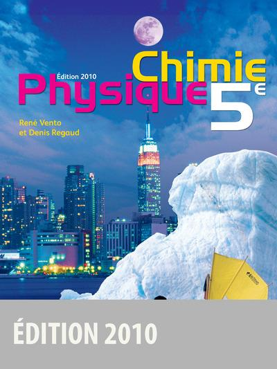 Physique Chimie 5e Vento Manue