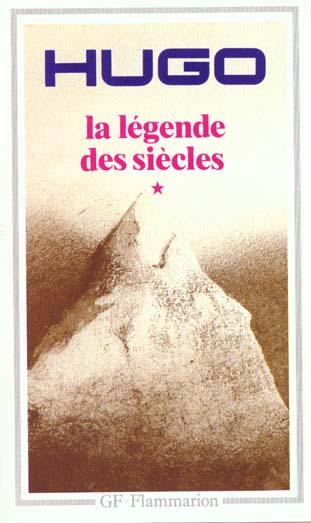 La légende des siecles t.1