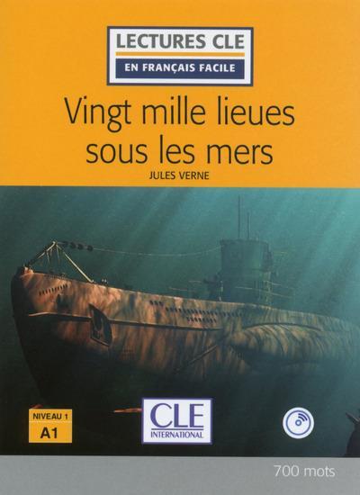 Vingt mille lieues sous les mers, d'après Jules Verne (2e édition)