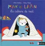 Vente Livre Numérique : Max et Lapin T.3 ; la cabane de nuit  - Astrid Desbordes