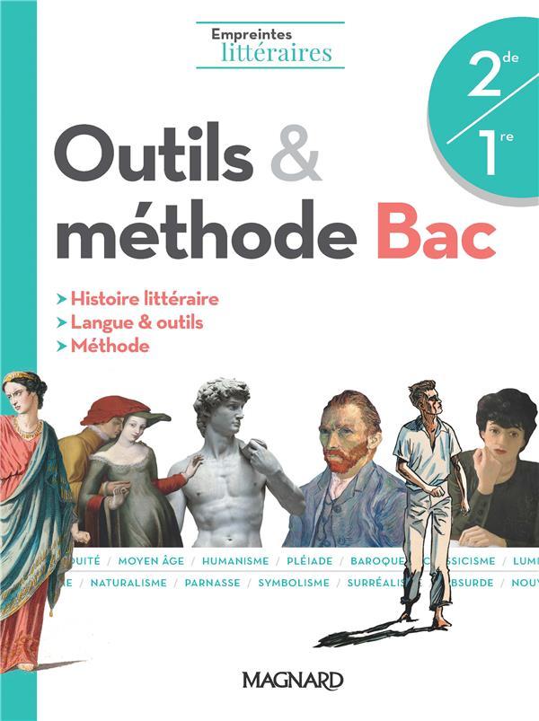 Empreintes littéraires ; outils et méthode ; BAC ; 2de/1re ; manuel de l'élève (édition 2019)