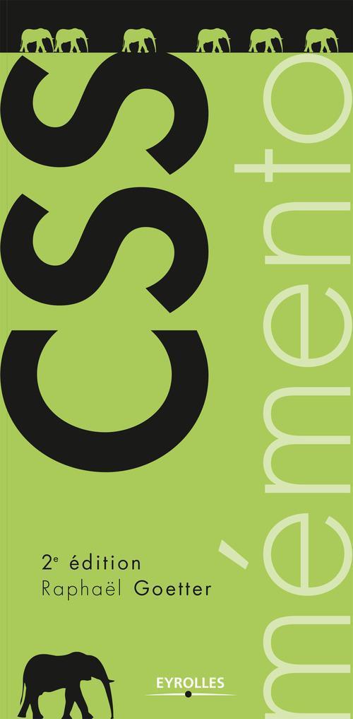 Memento CSS (2e édition)
