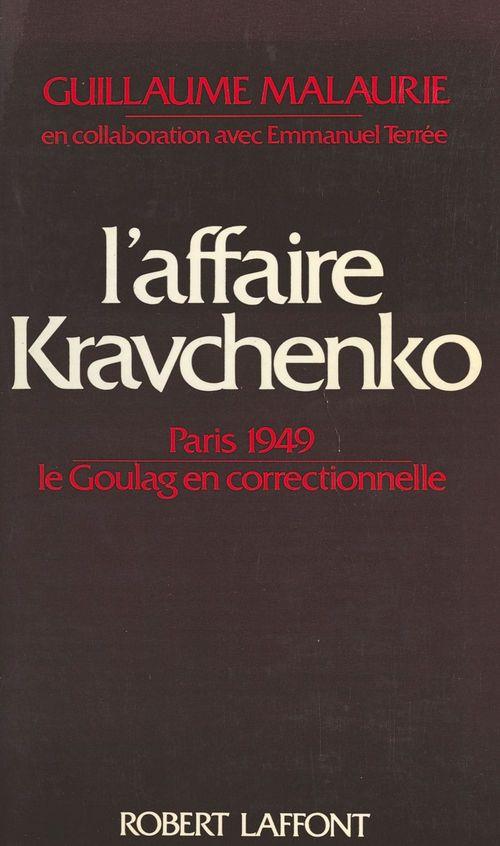L'affaire kravchenko