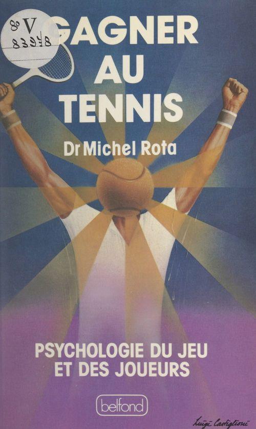 Gagner au tennis