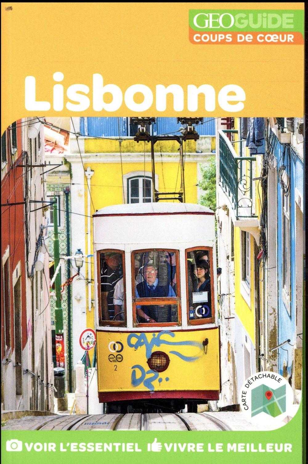 GEOguide coups de cœur ; Lisbonne (édition 2018)