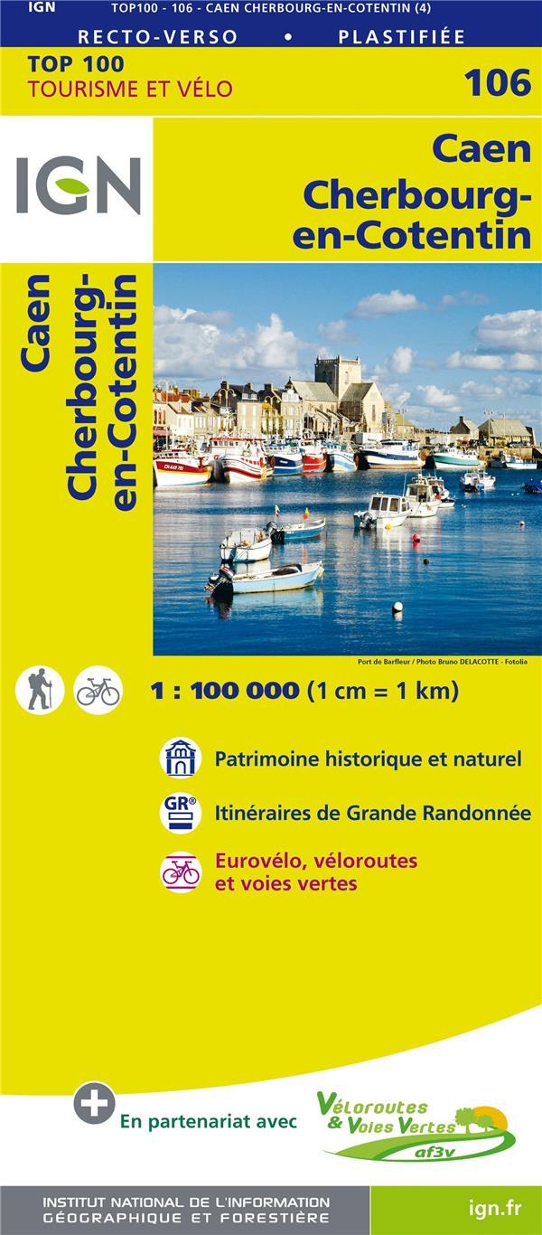 TOP100106 ; Caen, Cherbourg-en-Cotentin