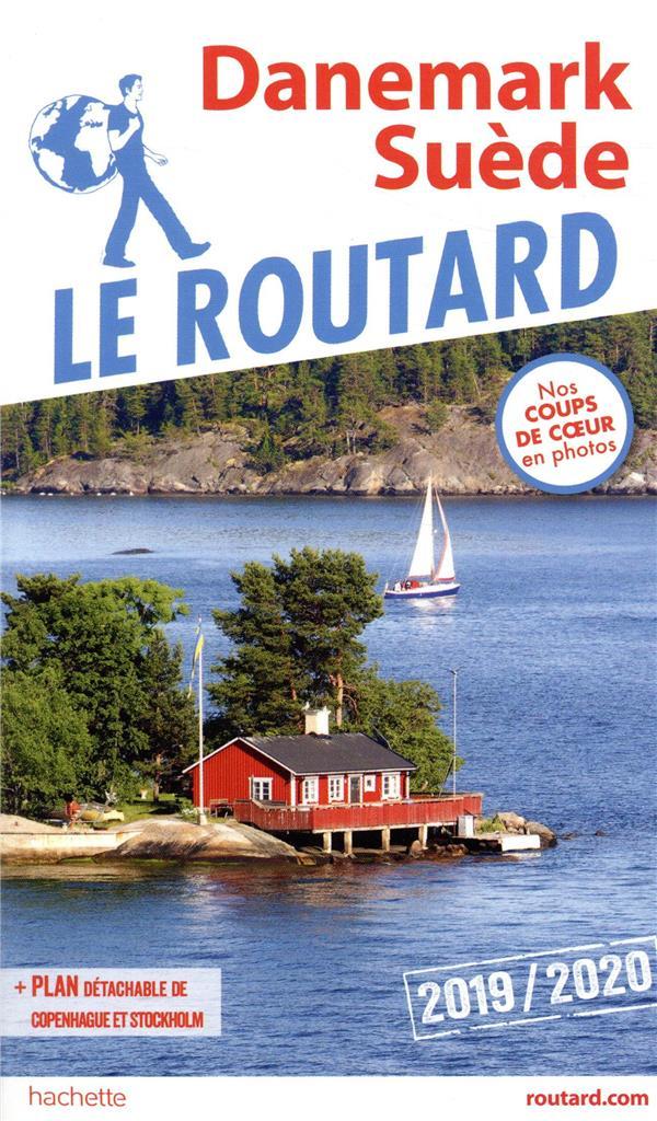Guide du Routard ; Danemark, Suède (édition 2019/2020)