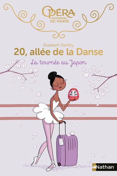 20 allée de la danse T.7 ; tournée au Japon