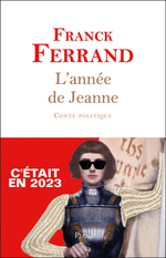 Vente Livre Numérique : L'année de Jeanne  - Franck Ferrand