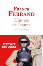 Vente EBooks : L'année de Jeanne  - Franck Ferrand