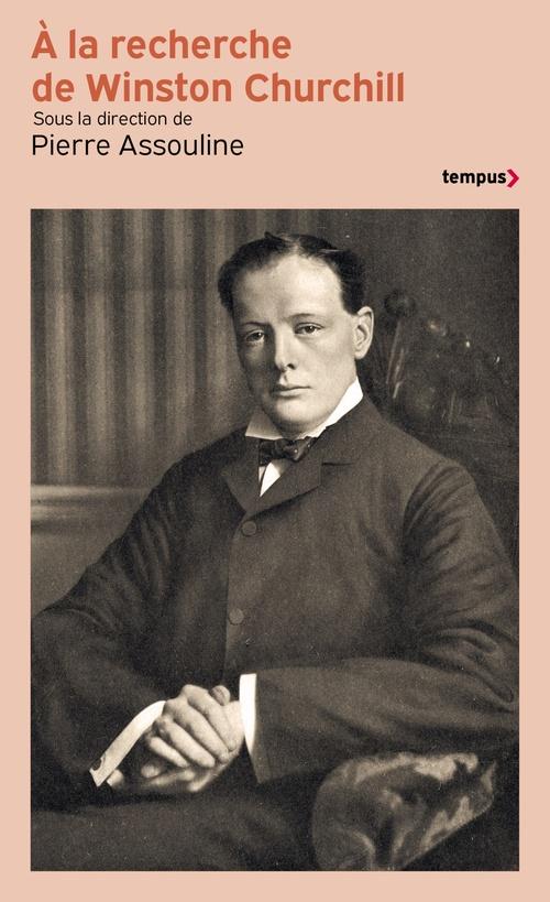 à la recherche de Winston Churchill