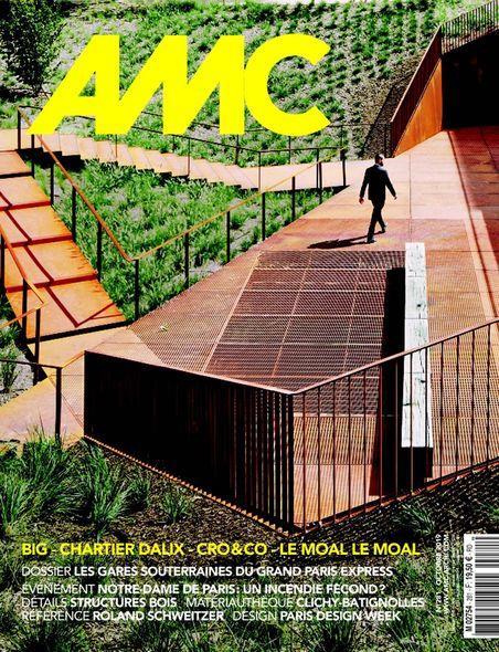 Revue amc n.281 ; architecture revue mensuelle