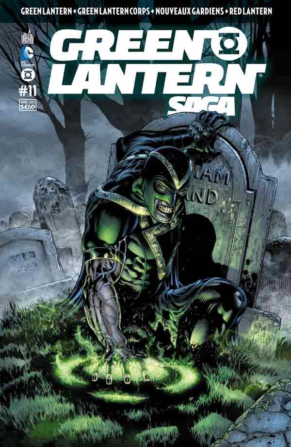 Green Lantern Saga T.11