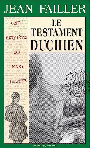 Le testament Duchien