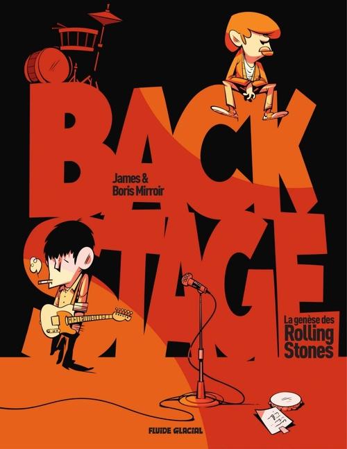 Backstage, la genèse des Rolling Stones