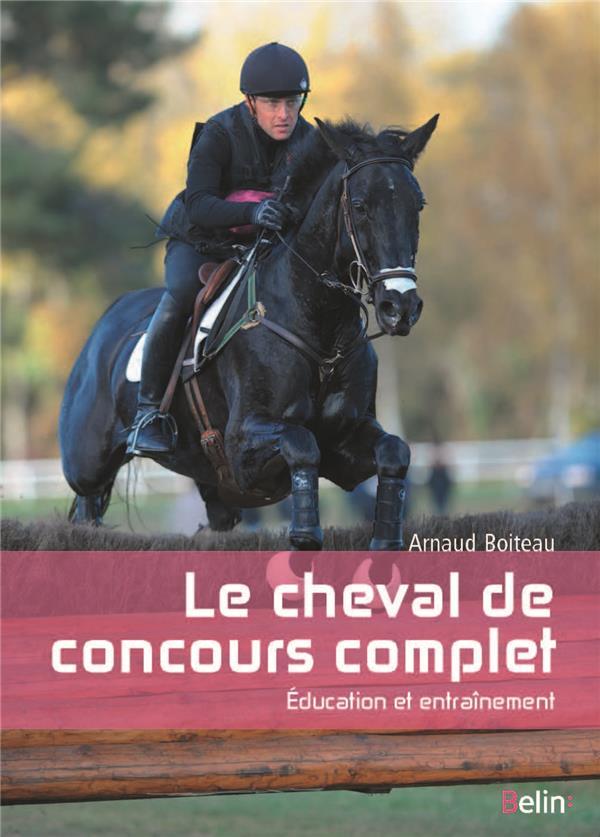 éducation et entraînement du cheval de concours complet