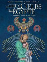 Vente EBooks : Les Deux Coeurs de l'Egypte T01  - Makyo