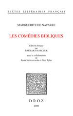 Les Comédies bibliques  - Beata Skrzeszewska - Marguerite de Navarre - Piotr Tylus