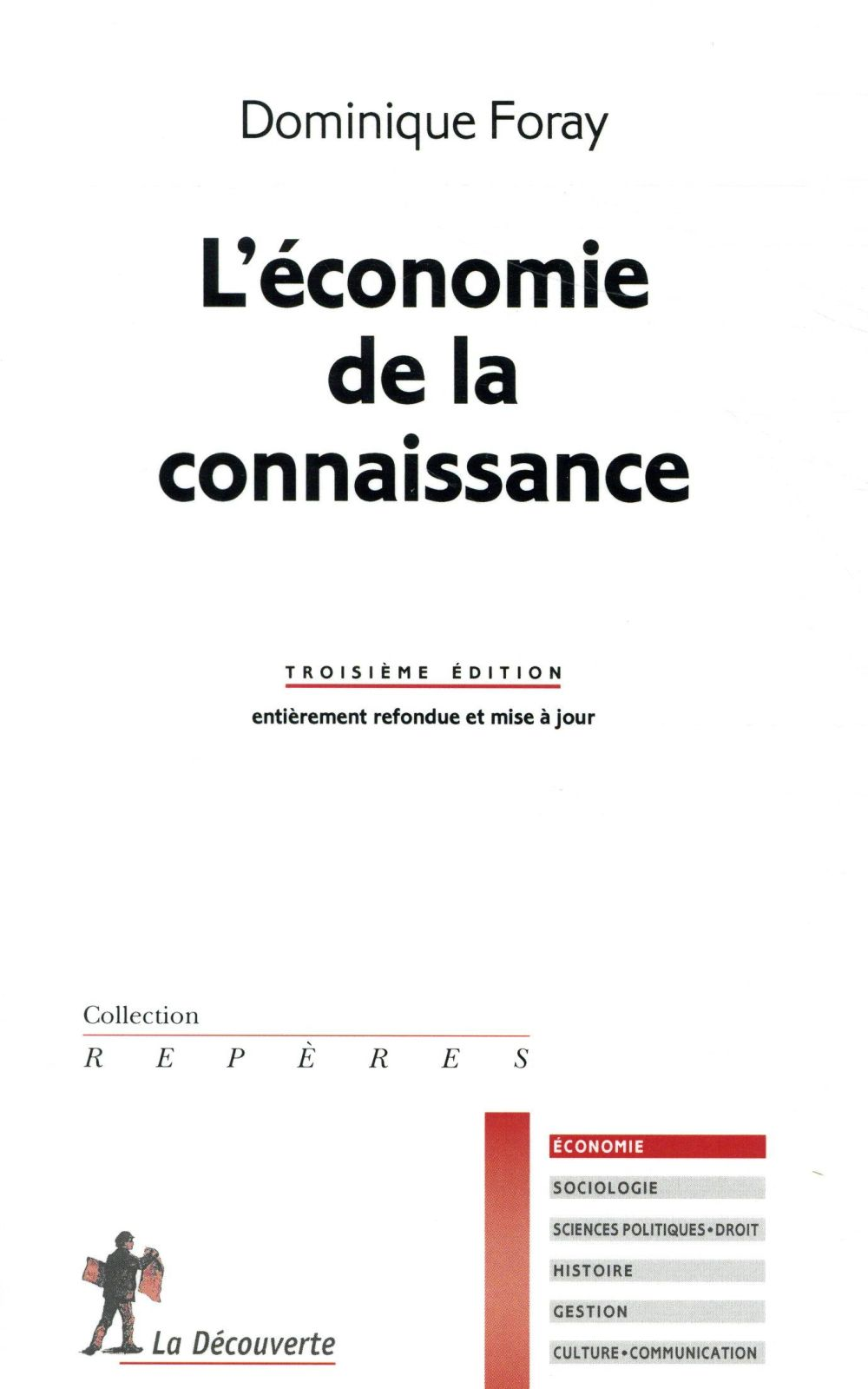 L-ECONOMIE DE LA CONNAISSANCE