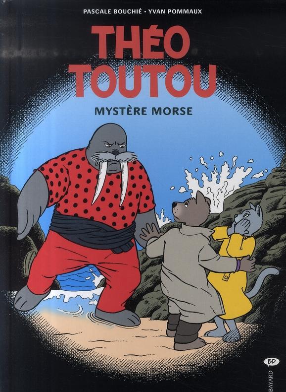 Théo Toutou t.5 ; mystère morse