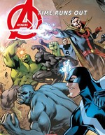 Vente Livre Numérique : Avengers Time Runs Out (2013) T02  - Stefano Caselli - Kev Walker - Jonathan Hickman - Mike Deodato Jr