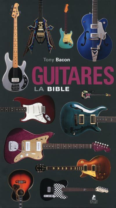 guitares ; la bible
