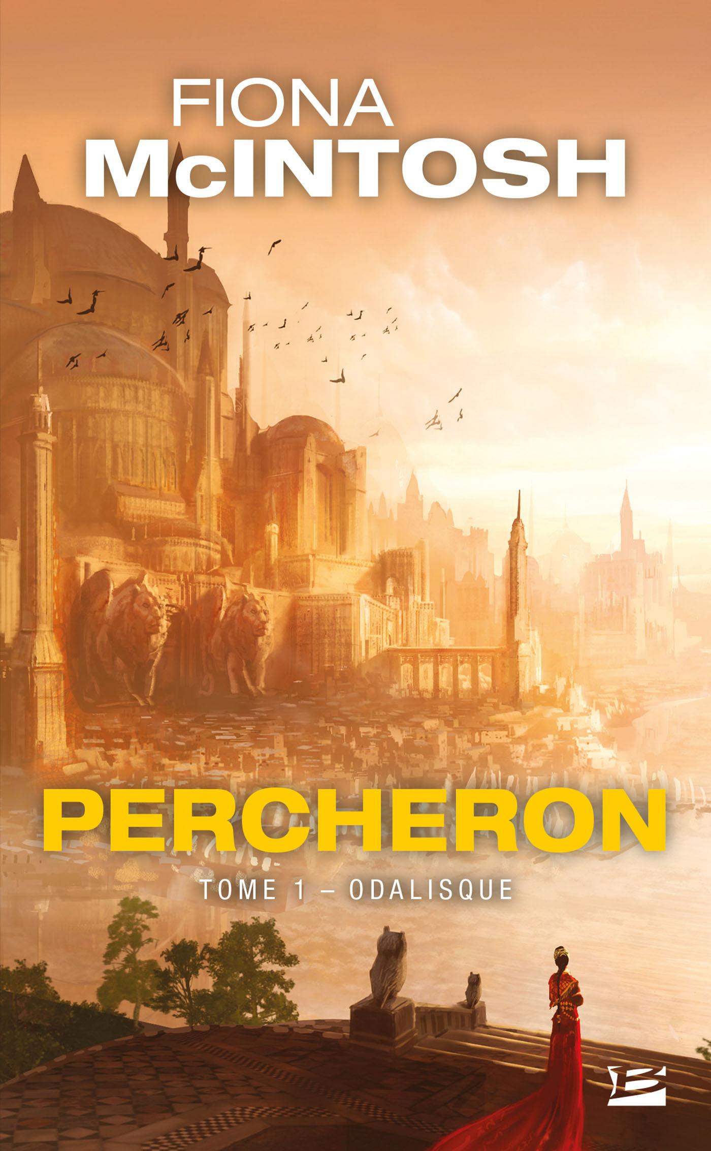 Percheron T.1 ; odalisque