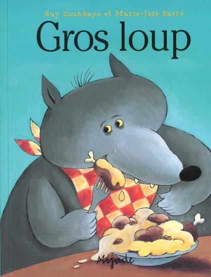 Gros loup