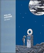Couverture de Police lunaire
