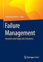 Failure Management  - Sebastian Kunert