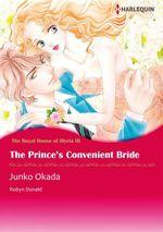 Vente EBooks : Harlequin Comics: The Royal House of Illyria : The Prince's Convenient Bride - Tome III  - Robyn Donald - Junko Okada - English Harlequin / SB Creative Corp.