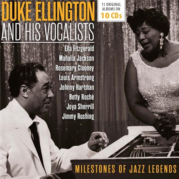 Milestones of Jazz Legends / Duke Ellington And His Vocalists