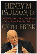 On The Brink  - Hank Paulson