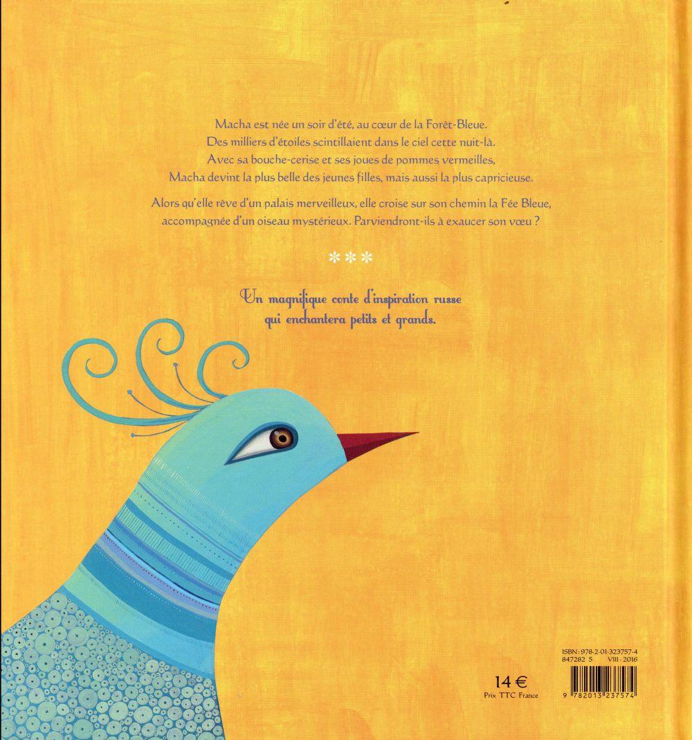 le palais de l'oiseau bleu