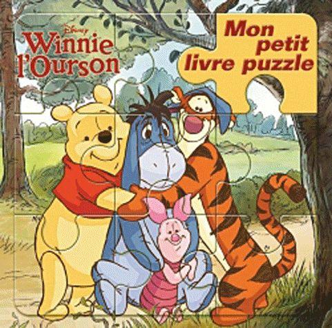 Mon Petit Livre Puzzle; Winnie L'Ourson
