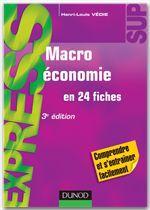 Macroéconomie en 24 fiches (3e édition)